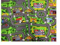 Dětský koberec Vopi City Life